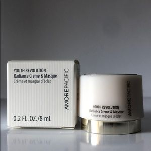 5 FOR $25! AMOREPACIFIC Radiance Creme & Masque